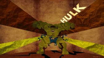 Hulk (comic character) retro superheroes artwork marvel comics wallpaper