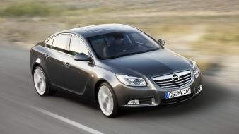 Opel Insignia Road wallpaper