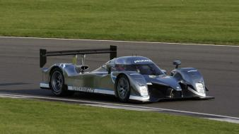 Peugeot 908 Hy Speeding wallpaper