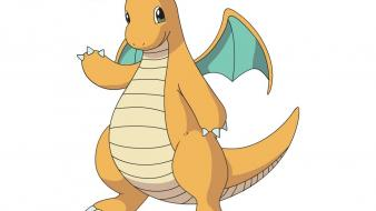 Pokemon dragonite wallpaper