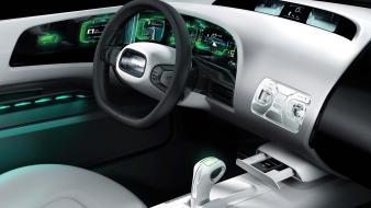Saab 9 X Air Interior Wallpaper