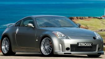 Strosek Nissan 350Z Wallpaper
