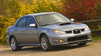 Subaru Impreza 2006 wallpaper