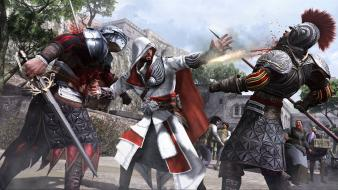 Video games assassins creed pc xbox 360 wallpaper