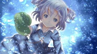 Video games touhou kawashiro nitori wallpaper