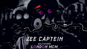Captain romantically apocalyptic vitaly s alexius zee captein wallpaper