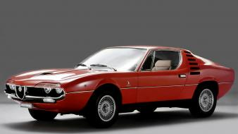 Cars alfa romeo vehicles 1973 montreal wallpaper