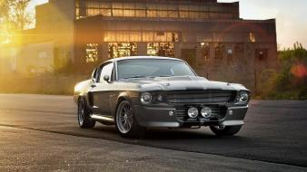 Cars eleanor mustang shelby gt500 wallpaper