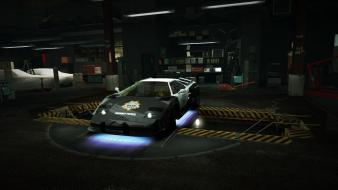Cars lamborghini need for speed world garage nfs wallpaper