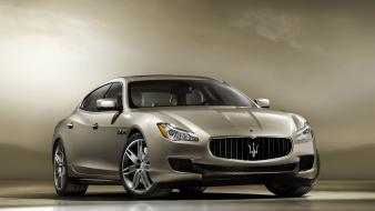 Cars maserati sports quattroporte 2013 wallpaper