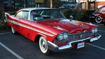 Cars plymouth fury Wallpaper
