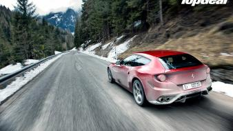 Cars top gear ferrari ff wallpaper