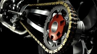 Chains motorbikes wallpaper