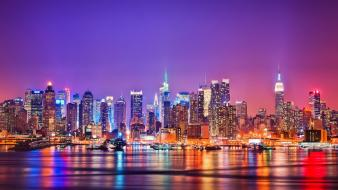 Cityscapes architecture buildings town city skyline cities wallpaper