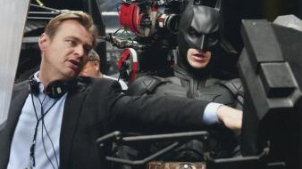 Dark knight rises christopher nolan set photos wallpaper