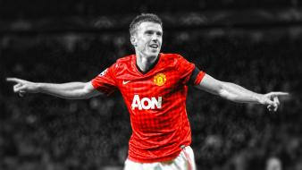 Fc champions league premier cutout michael carrick wallpaper