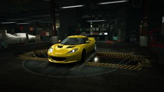 For speed lotus evora world garage nfs wallpaper