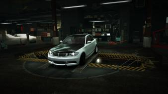 For speed world bmw 135i garage nfs Wallpaper