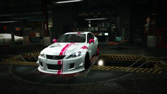 For speed world lexus is garage nfs wallpaper