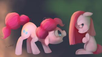 Friendship is magic pinkamena diane mane 6 Wallpaper