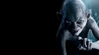 Gollum creatures lord of the rings: online wallpaper