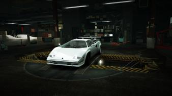 Lamborghini need for speed world garage nfs wallpaper