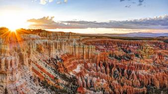 Landscapes nature desert bryce canyon utah wallpaper