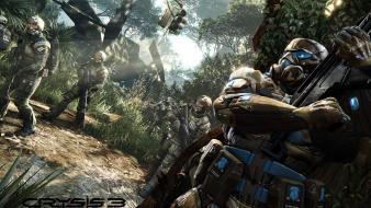 Lights ivy armour crysis 3 armoured vehicles wallpaper
