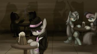 Little pony: friendship is magic shady lifestyle Wallpaper