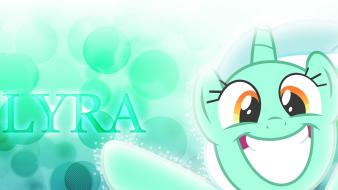 Lyra my little pony: friendship is magic wallpaper