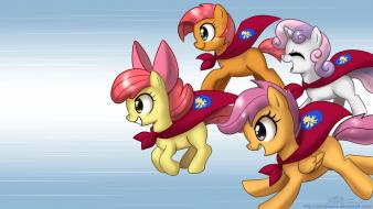 Magic go cutie mark crusaders babs seed wallpaper