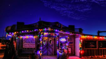 National geographic restaurant oregon seafood christmas lights Wallpaper