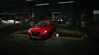 Need for speed audi s5 garage nfs wallpaper