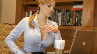 Office jordan carver Wallpaper