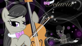 Ponies octavia my little pony: friendship is magic wallpaper