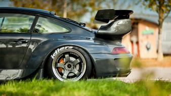 Porsche cars tuning 911 rwb Wallpaper