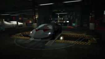 Speed lamborghini sesto elemento world garage nfs wallpaper
