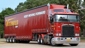 Trucks 18 wheeler automotive australian kenworth wallpaper