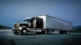 Trucks international 18 wheeler automotive wallpaper