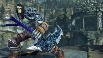 Video games darksiders 2 Wallpaper