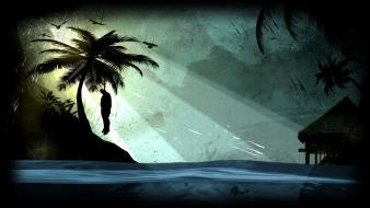 Video games hanging dead island wallpaper