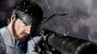 Video games metal gear solid snake Wallpaper