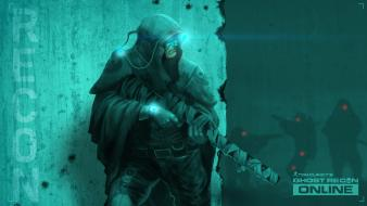 Video games recon ghost online wallpaper