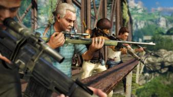 Video games snipers fps far cry 3 wallpaper