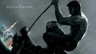 X-men marvel comics hugh jackman the wolverine wallpaper