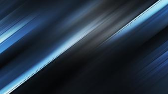 Abstract metallic breeze Wallpaper