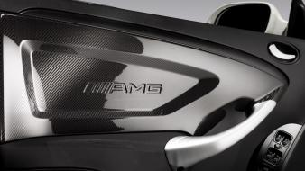 Amg black series clk Wallpaper