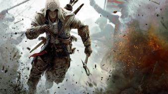 Assassins creed 3 connor kenway wallpaper