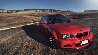 Bmw cars outdoors vehicles m3 e46 wallpaper
