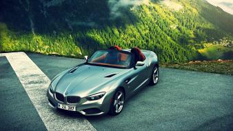 Cars bmw zagato roadster 2013 wallpaper